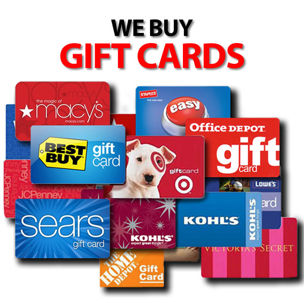 We Buy Gift Cards